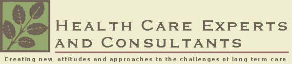 Health Care Experts and Consultants